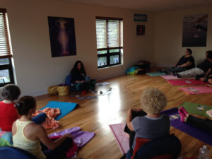 Guided Channeling Meditation Group